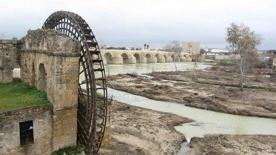 Calahorra Tower : Римский мост и  башня Калаорра