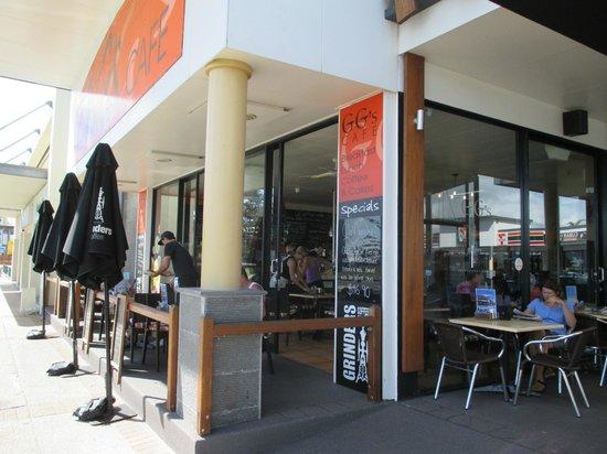 GG's Cafe, Kirra Beach