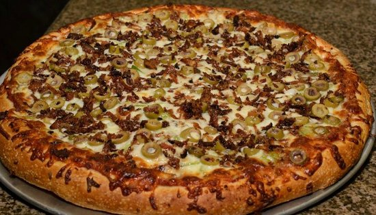 Cumberland Pizza : Cumberland Special Pizza