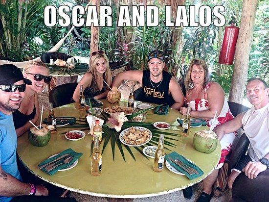 Oscar & Lalo: Oscar and Lalos