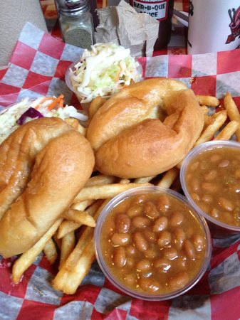 Danna's BBQ & Burger Shop: the usual sides