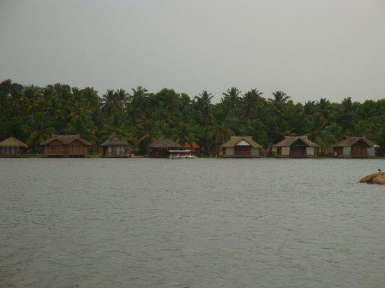 Poovar Island Resort: Floating Cottages from Golden Sand Beach