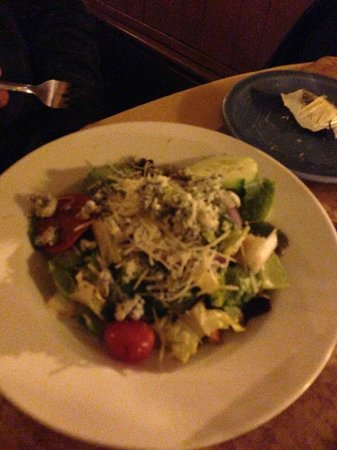 Jackson Grill: Wonderful Salad