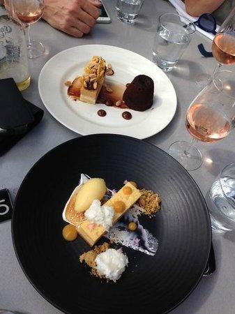 Soul Bar and Bistro: Desserts