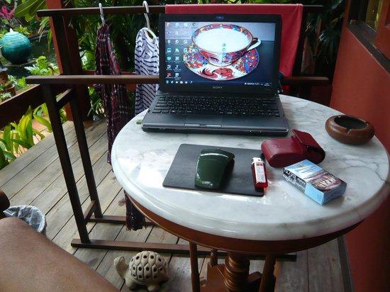 Ruenkanok Thai House : free wi-fi
