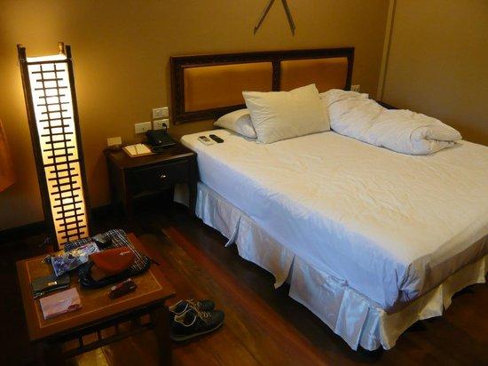 Ruenkanok Thai House: バスタブもあります。