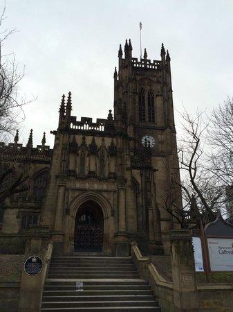 Manchester Cathedral: Внешний вид