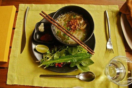 Six Senses Con Dao: Pho zum Frühstück, die beste Vietnams