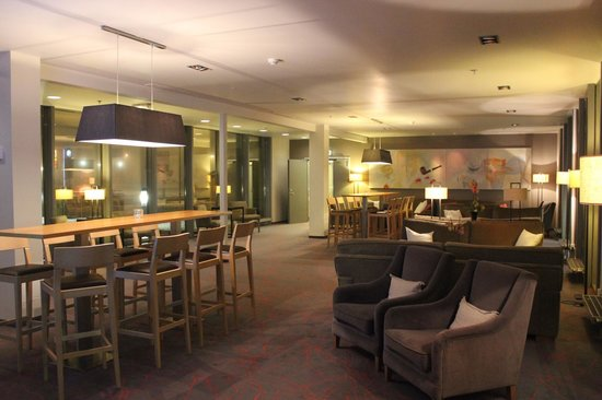 "Gardermoen Airport Hotel: ""Conference-area""/lobby salong"