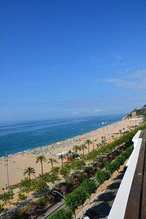 GHT Hotel Maritim: Вид на город с крыши отеля