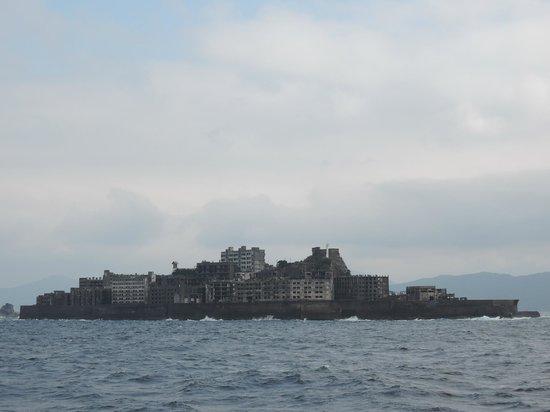 Hashima Island : 軍艦島が軍艦島たる所以
