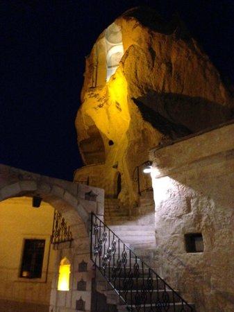 Cappadocia Cave Suites : Очень красиво