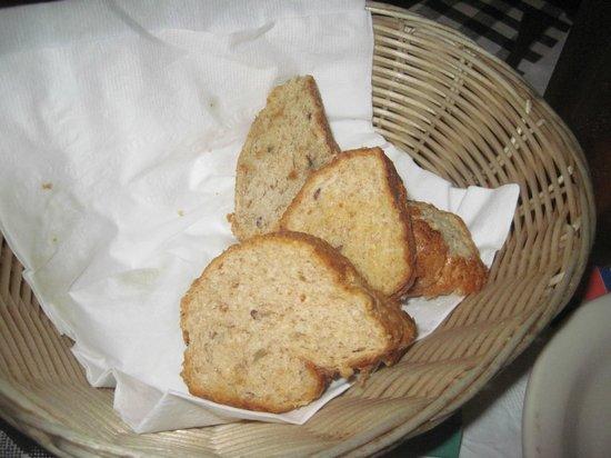Gladys' Cafe: My bread