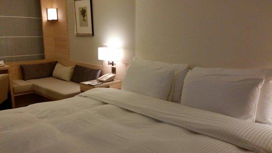 Hotel Cozzi Zhongxiao Taipei: Bedroom