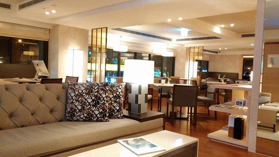 Hotel Cozzi Zhongxiao Taipei: Second floor