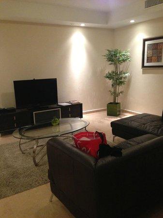 Ciqala Luxury Suites: Living Room