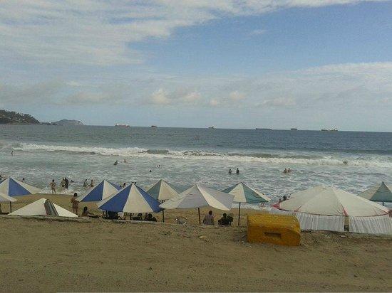 Hotel Vista Playa de Oro Manzanillo : Playa