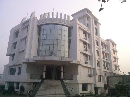 Hajipur, India: Hotel Anamika