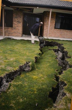 Quake City: Terremoto em 2011