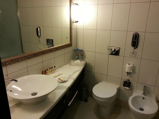 Grand Excelsior Hotel Deira: Bathroom of Room 232