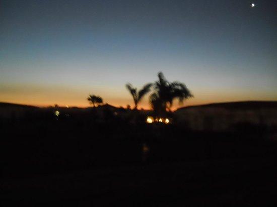 Maritim Jolie Ville Royal Peninsula Hotel & Resort: Sunrise