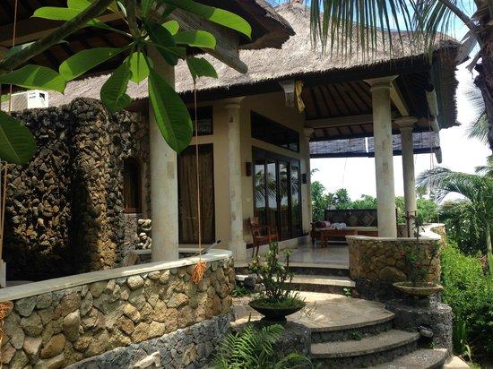 Jepun Bali Villa : Our villa