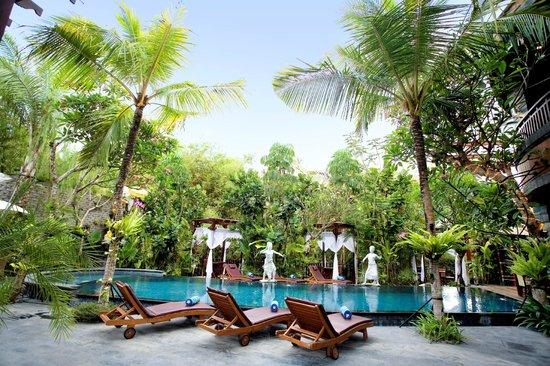 The Bali Dream Villa & Resort: The Bali Dream Villa Resort  Canggu - Main Pool