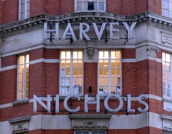 Harvey Nichols in Knightsbridge