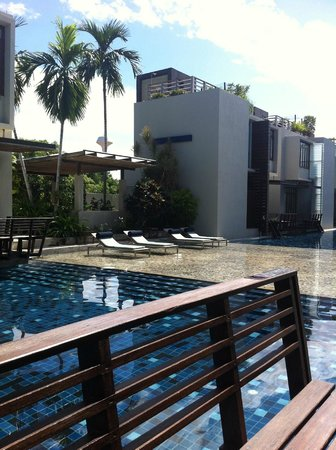 Let's Sea Hua Hin Al Fresco Resort: Swimming Pool