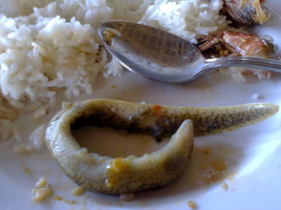 eel soup - Picture of Lantaw Native Restaurant, Mactan ...