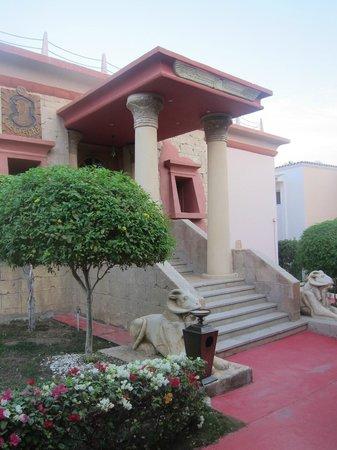Savoy Sharm El Sheikh: Бунгало Клеопатра