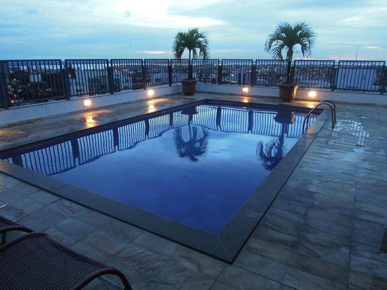 Hotel Adrianopolis: Rooftop pool