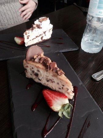 Mangetout: Amazing cheesecake yum!!