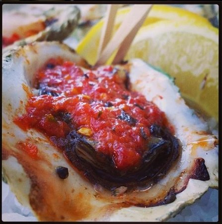 Hog Island Oyster Company : Baked Oysters