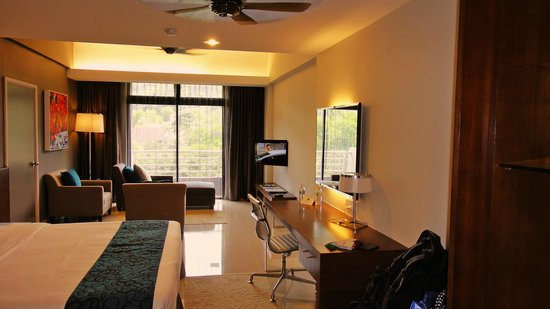 Genting View Resort: A very nice studio unit