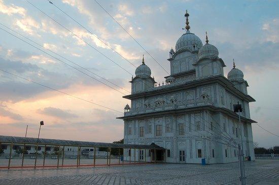Gwalior, Inde : Gurdwara Bandi Chhor (Sikh Temple)