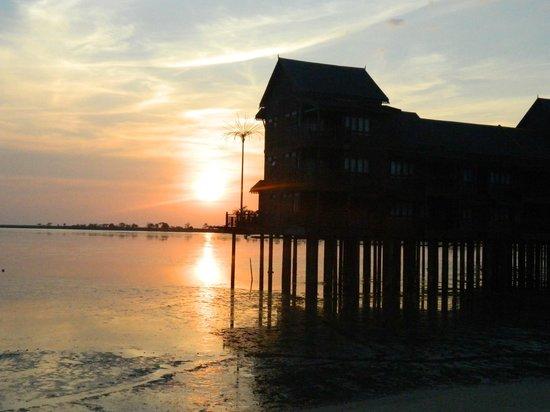 Langkawi Lagoon Resort: романтик