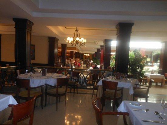 Grand Bahia Principe Punta Cana: buffe restaurant