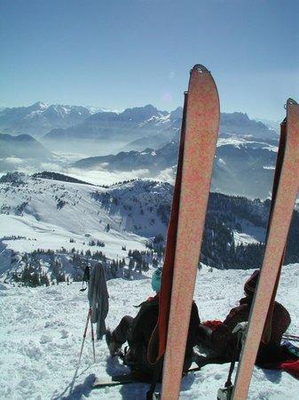Hotel Gasthof Hörterer der Hammerwirt: Skitourengeher Hörterer Hammerwirt