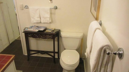 Dolores Place Bed and Breakfast: Bathroom