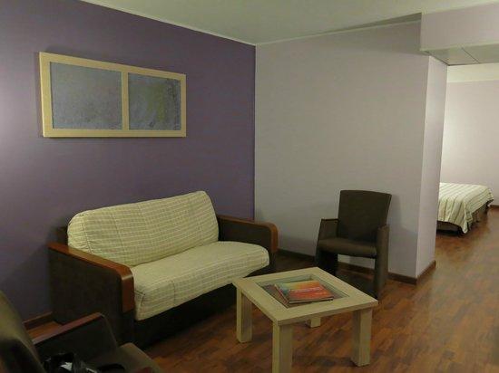 Hotel Acta Arthotel: Habitación suite