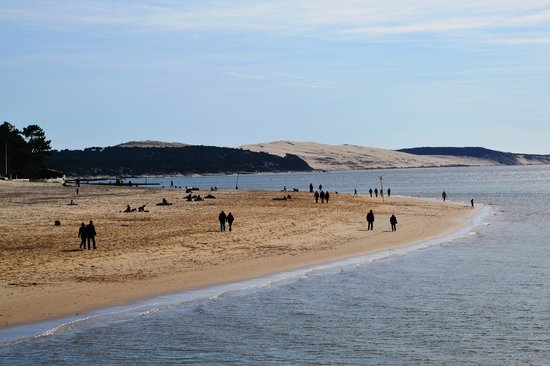 Dune du Pilat : vista
