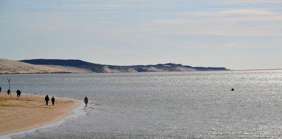 Dune du Pilat: vista