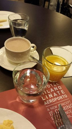 Novotel Milano Linate Airport: Breakfast