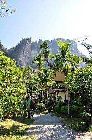 Aonang Phu Petra Resort, Krabi: Bungalows