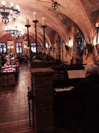 Hotel Kampa-Stara Zbrojnice: Ristorante e bar dell hotel