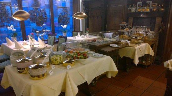 Hotel zur Weinsteige: Breakfast Buffet
