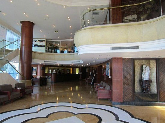 Jinlin Hotel: Lobby