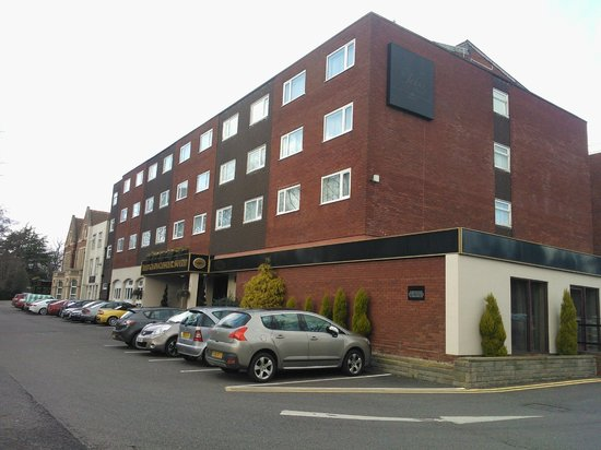 The St. John's Hotel: Hotel