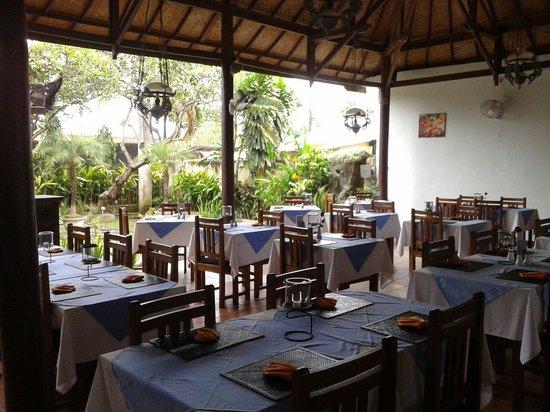 Nelayan Seafood Restaurant: In side of nelayan restaurant